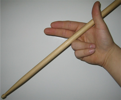 Traditional grip1